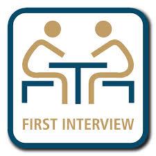 first interview sitdown