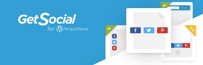 social share button & analytics by getsocial plugins