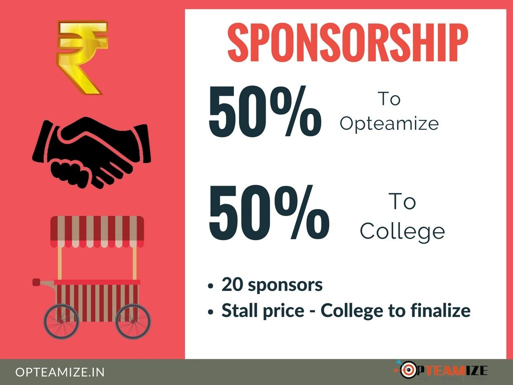 college event marketing sponsorship